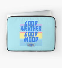 GOOD WEATHER - GOOD MOOD Laptoptasche