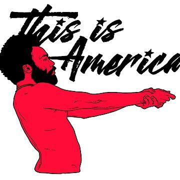 This is America - Childish Gambino by pete372b