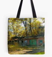 Lost house Tote Bag