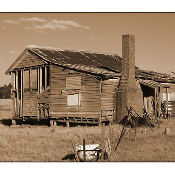 Old House by krisb22