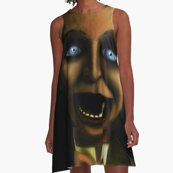 Dummy A-Line Dress