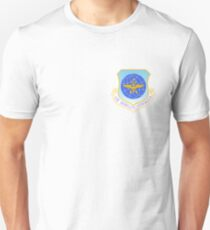 Air Mobility Command (AMC) Crest Unisex T-Shirt