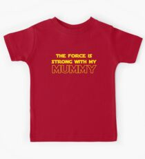 Mummy Force Kids Clothes