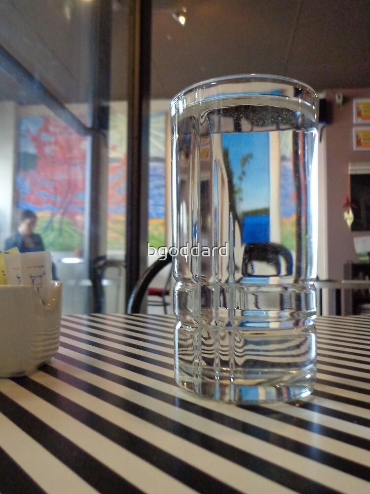 IN THE CAFE by bgoddard