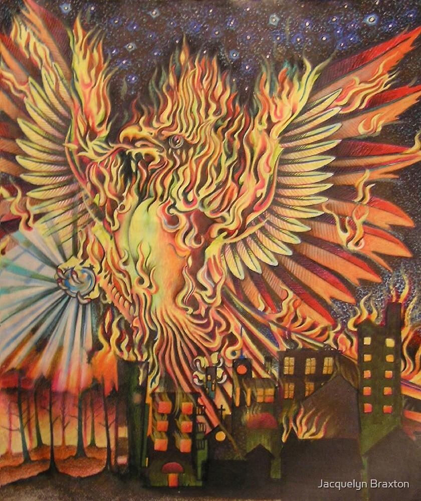Phoenix rising by Jacquelyn Braxton