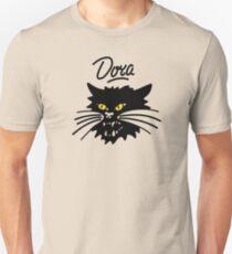 Dora black original design Unisex T-Shirt