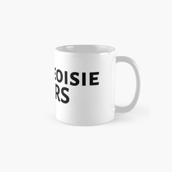 Bourgeoisie Tears Classic Mug
