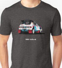 PEUGEOT 205 TURBO 16 RALLY CAR Unisex T-Shirt