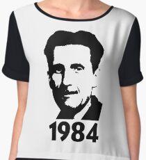 George Orwell - 1984 Chiffon Top
