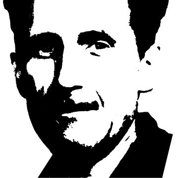 George Orwell - 1984 by thedrumstick