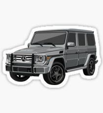 Mercedes G Wagon Sticker