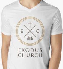 Exodus Seal - dark letters Men's V-Neck T-Shirt
