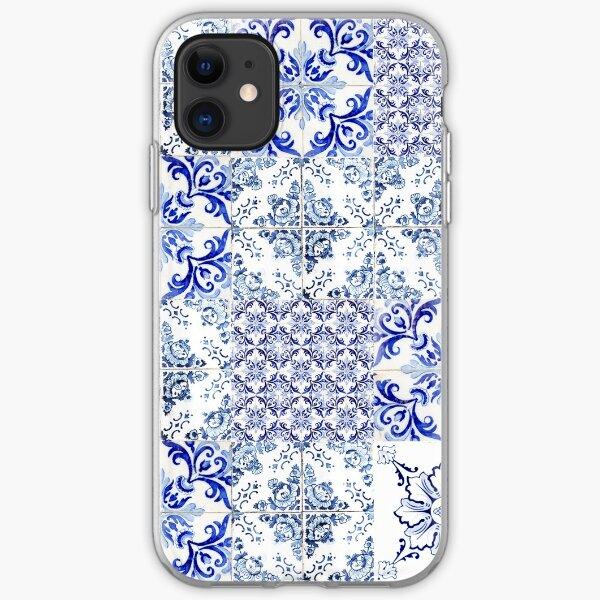 Portuguese Azulejos VI iPhone Soft Case