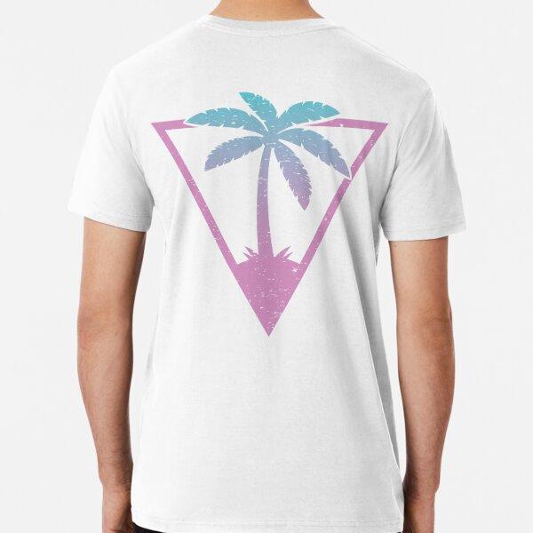 Miami Palm Tree Premium T-Shirt