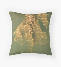 Beneath the surface IV Throw Pillow