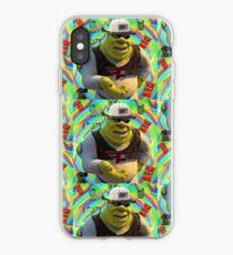 Vinilo o funda para iPhone MLG Shrek