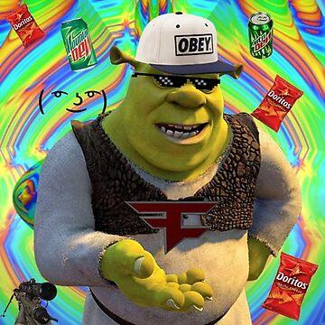 MLG Shrek by ITzSenpai