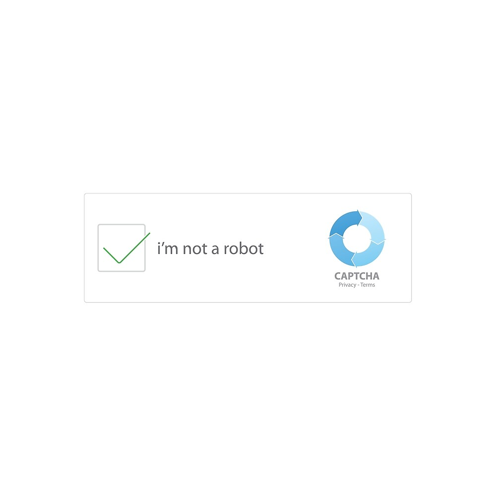 captcha Turing test  internet security technology, web login