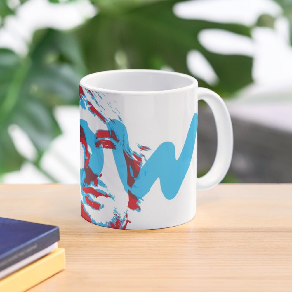 Owen Wilson Says Wow - Red Mug