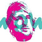 Owen Wilson Says Wow - Pink by WowApparel