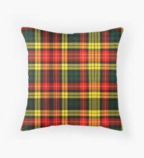 Buchanan Tartan Throw Pillow