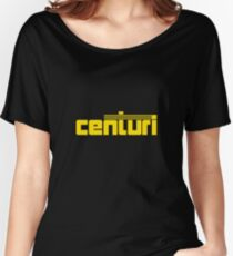 Centuri logo Women's Relaxed Fit T-Shirt