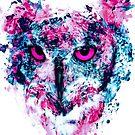 Owl IV by RIZA PEKER