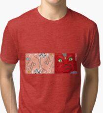 hunkydory 2 Tri-blend T-Shirt