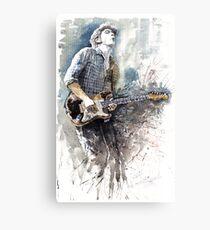 Jazz Rock John Mayer 05 Canvas Print