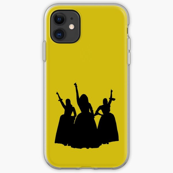 SCHUYLER SISTERS iPhone Soft Case
