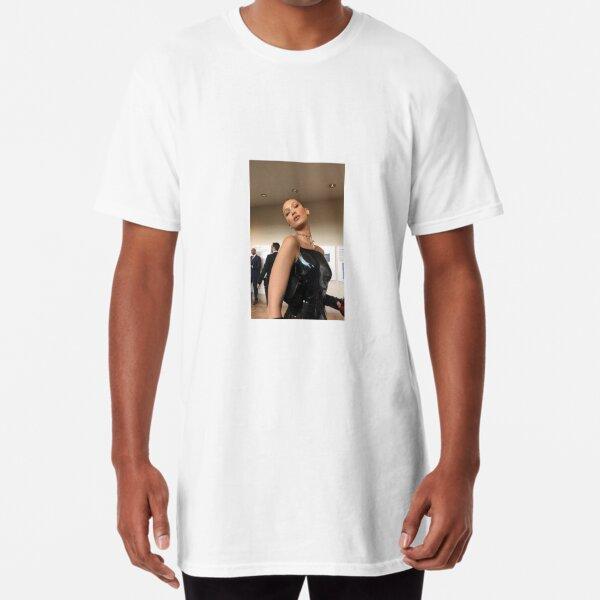 Bella Hadid Long T-Shirt Unisex Tshirt