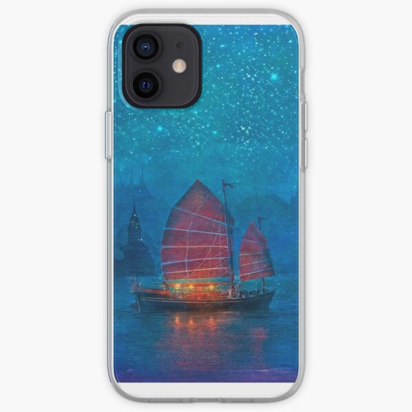 Our Secret Harbor iPhone Soft Case