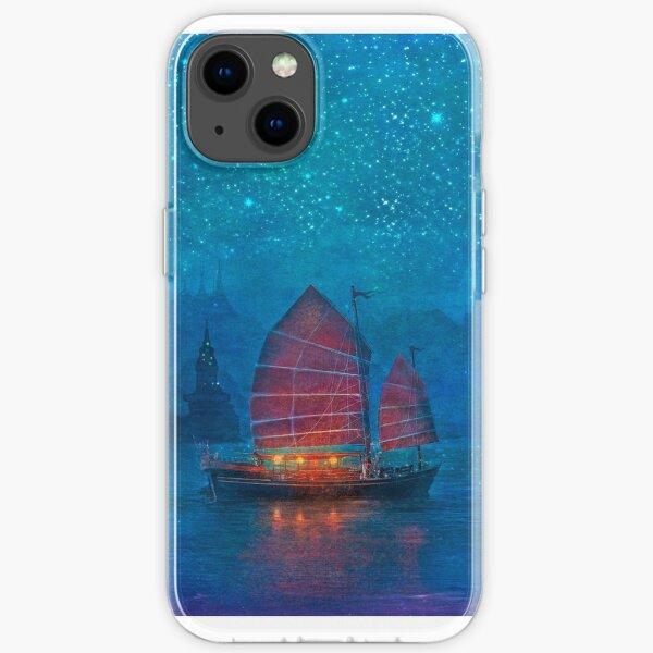 Our Secret Harbor iPhone Soft Case