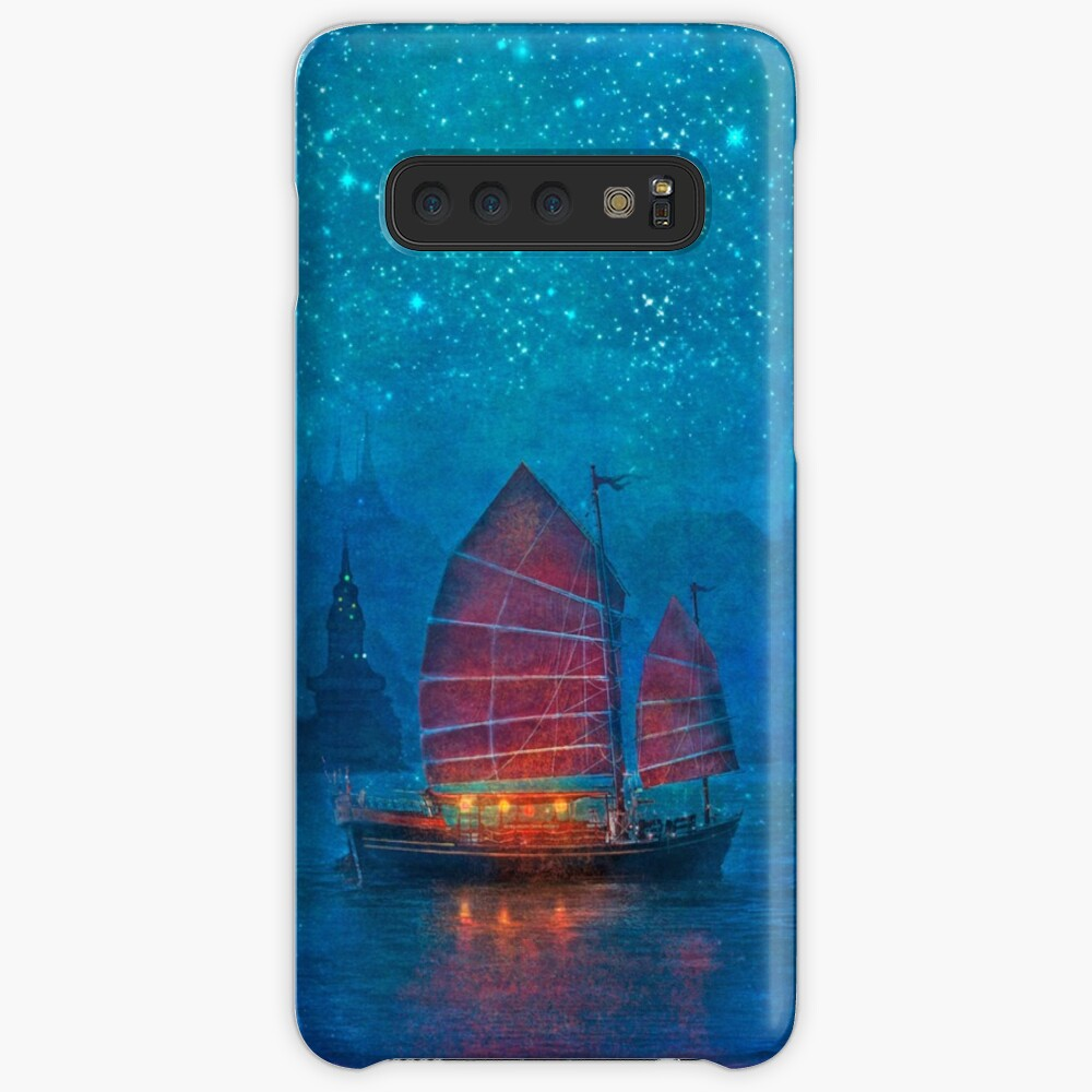 Our Secret Harbor Case & Skin for Samsung Galaxy