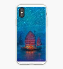 Our Secret Harbor iPhone Case