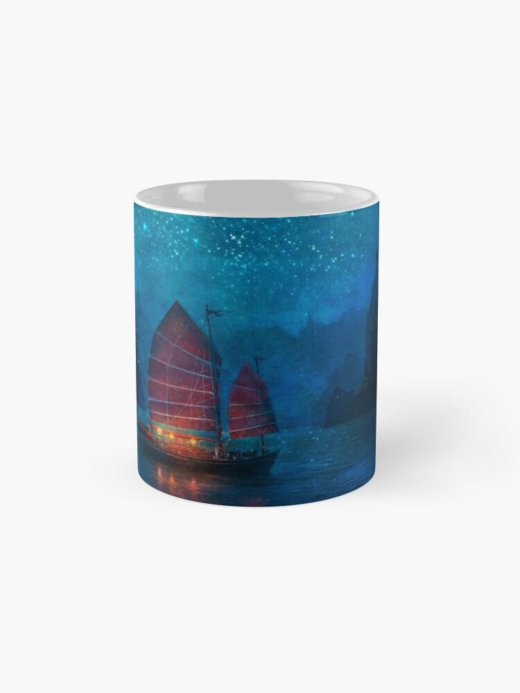 Alternate view of Our Secret Harbor Mug
