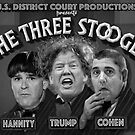 The Trump Stooges by #PoptART products from Poptart.me