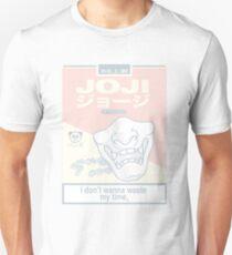 Boîte à cigarettes Joji Parody Design T-shirt unisexe