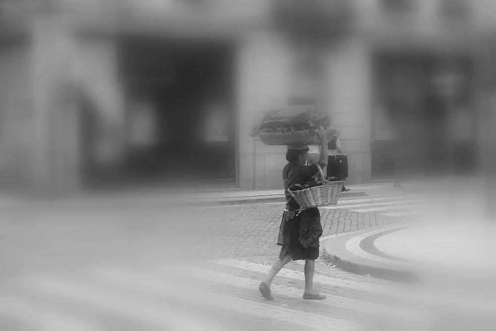Survival in Porto by katormo