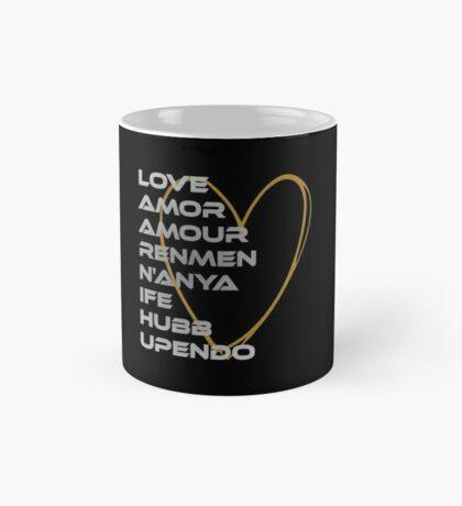 LOVE in Every Language Mug