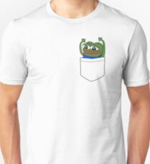 Hypers Emote Pocket Unisex T-Shirt