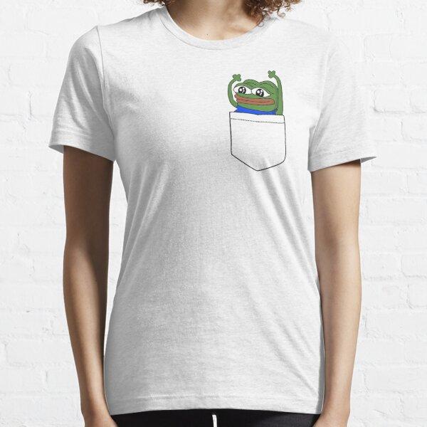 Hypers Emote Pocket Essential T-Shirt