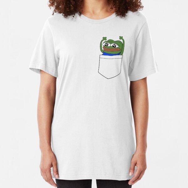 Hypers Emote Pocket Slim Fit T-Shirt