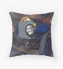 Out of a Mist at the Museum Throw Pillow