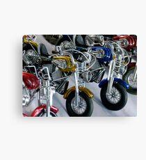 Mega Bikes Canvas Print