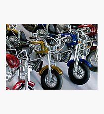 Mega Bikes Photographic Print