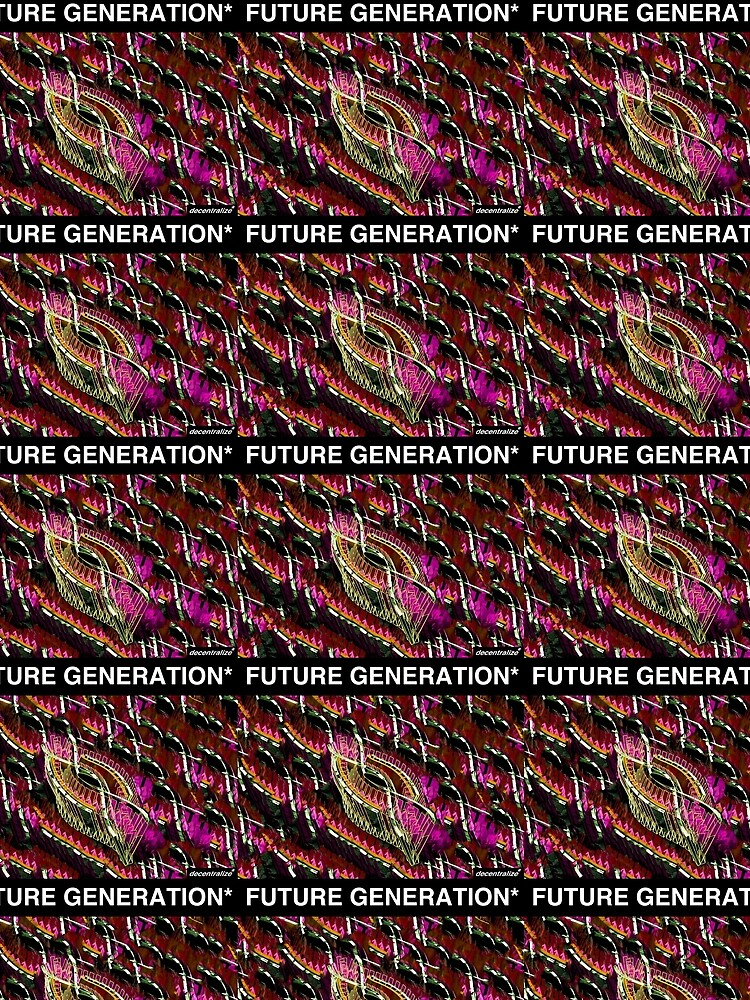 FUTURE GENERATION ABSTRACT DESIGN by xd3ctrl1zed