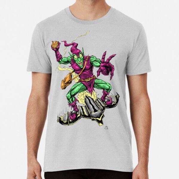 In Green Pursuit! Premium T-Shirt