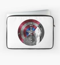with you 'til the end of the line Laptop Sleeve