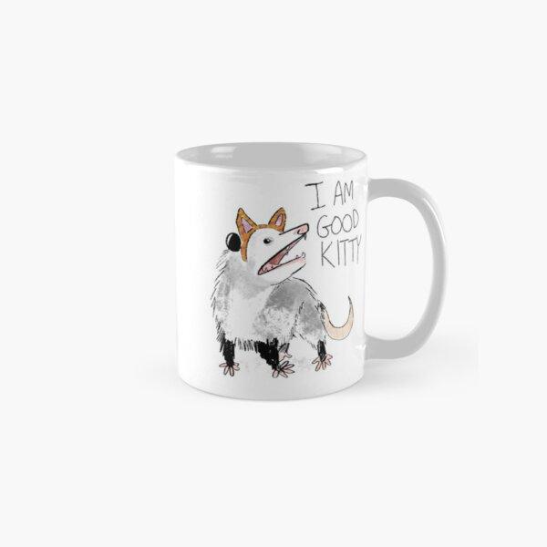 """Design """"JE SUIS BON KITTY"""" Mug classique"""